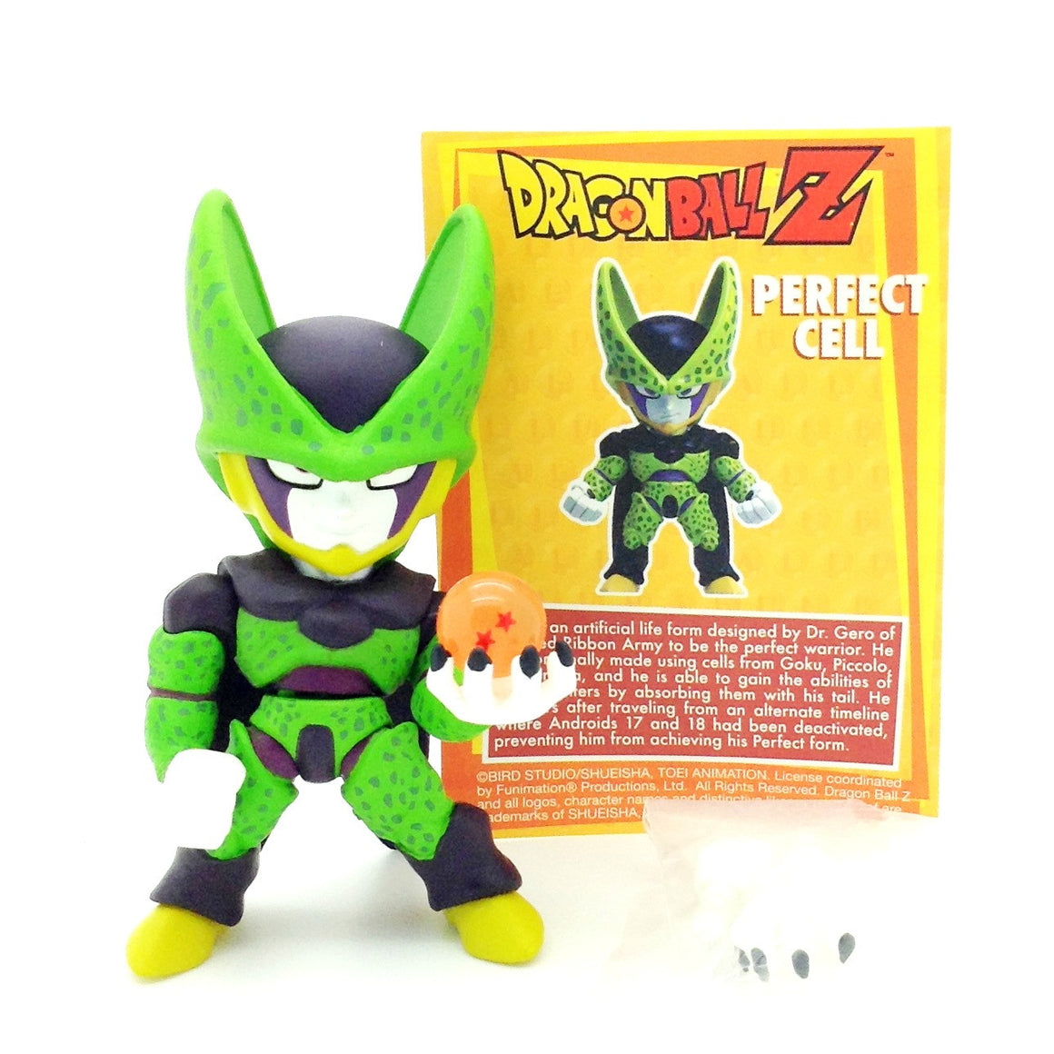 Dragon Ball Z Action Vinyls Blind Box Minis - Perfect Cell