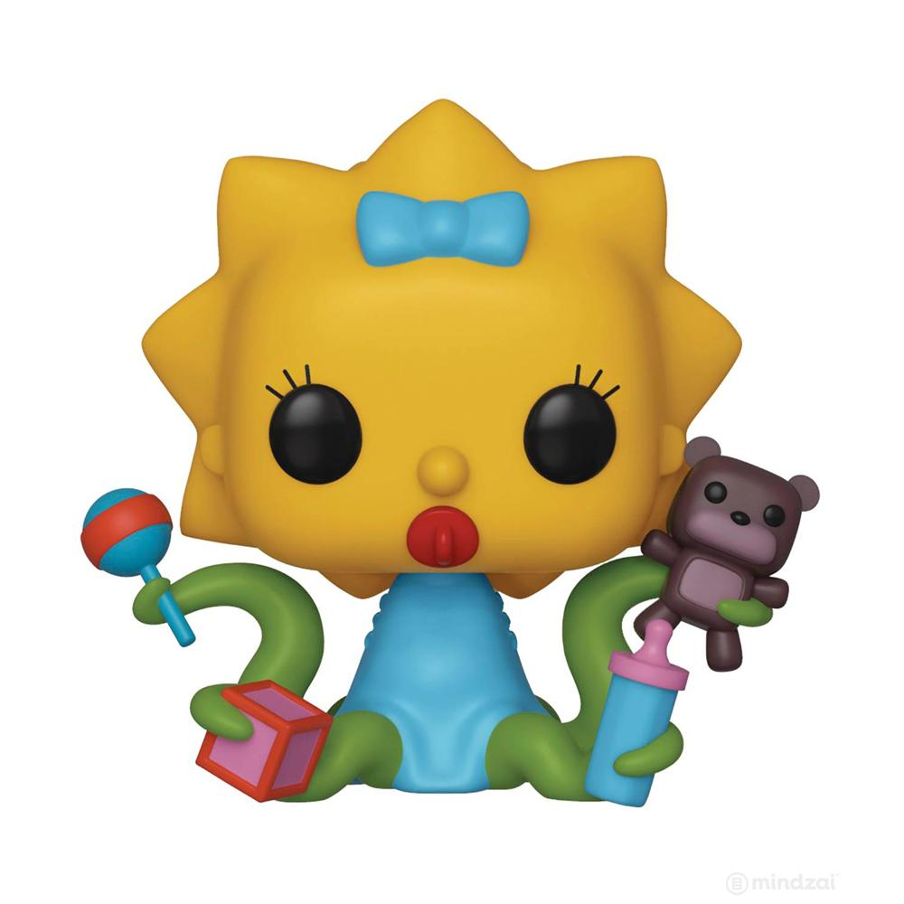 The Simpsons Treehouse of Horrors Maggie Alien POP! Vinyl Figure by Funko