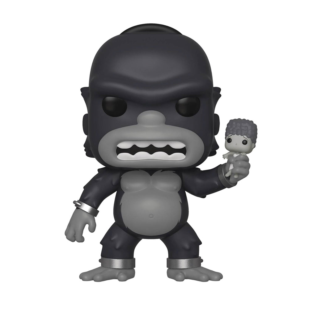 The Simpsons Treehouse of Horrors Homer Kong POP! Vinyl Figure by Funko