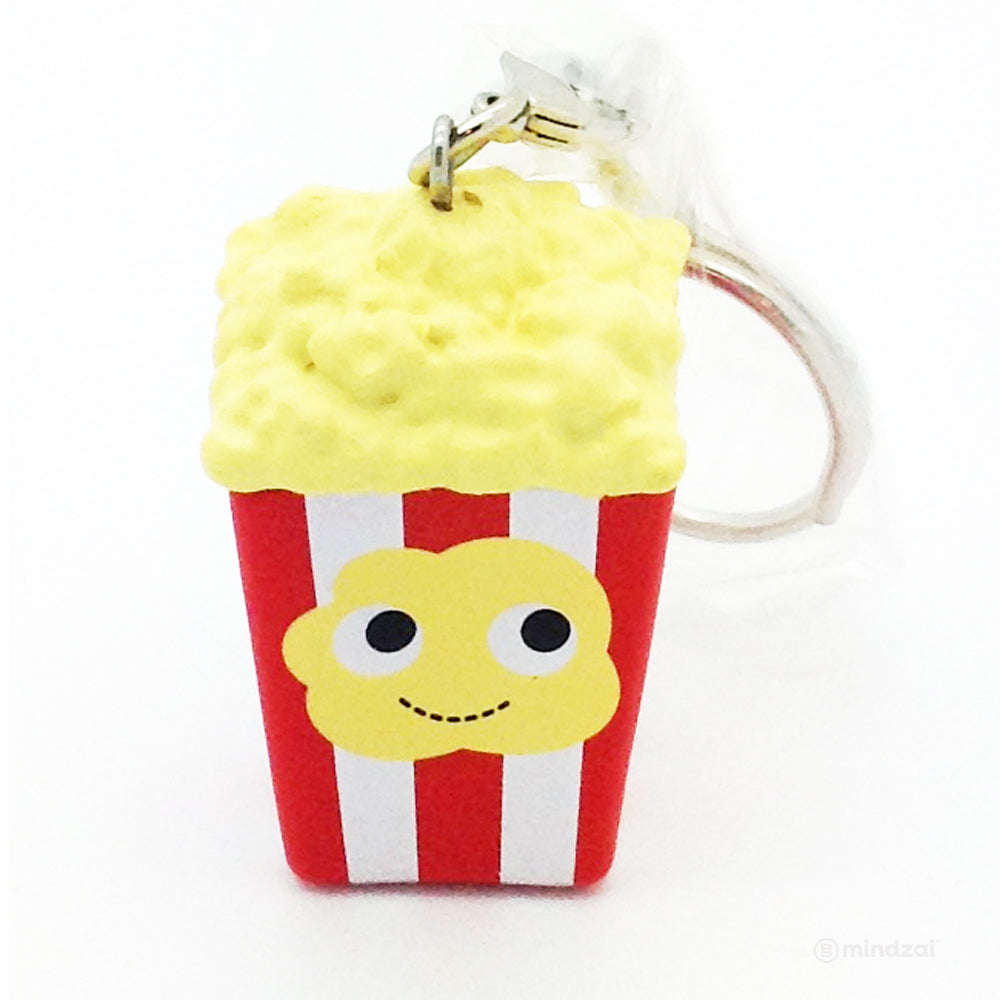 Yummy World Red Carpet Blind Box Keychain Series - Peter Popcorn