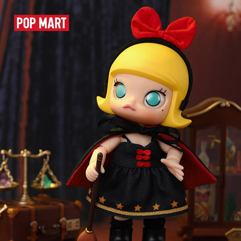 Little Witch Molly BJD Edition Toy Figure by POP MART x Kennyswork