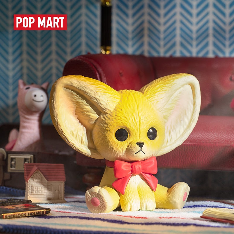 Kenneth The Fox Blind Box Series by Yoyo Yeung x POP MART