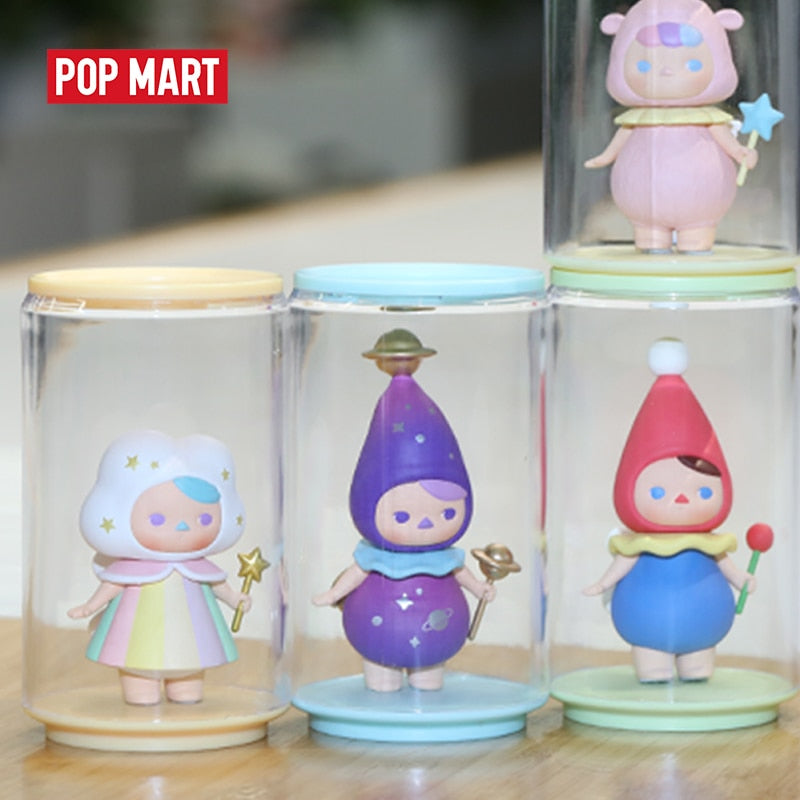 Toy Display Cans Six Pack by POP MART