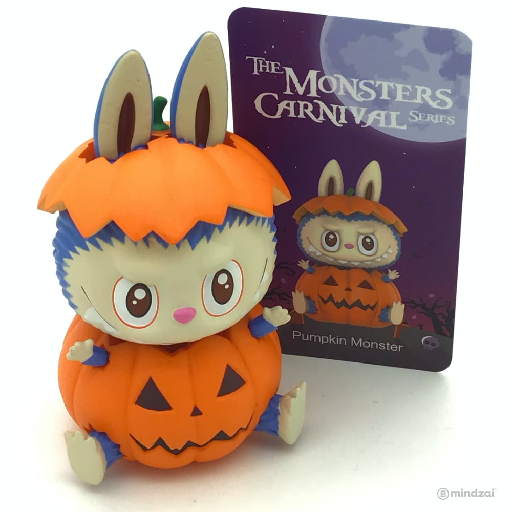 The Monsters Carnival Blind Box Series by Kasing Lung x POP MART - Pumpkin Monster