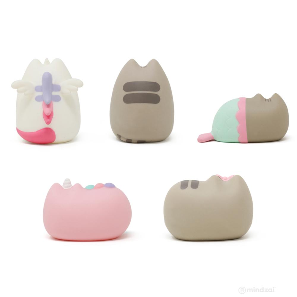 Pusheen Surprise Squishy Capsule Blind Box Toy by Hamee