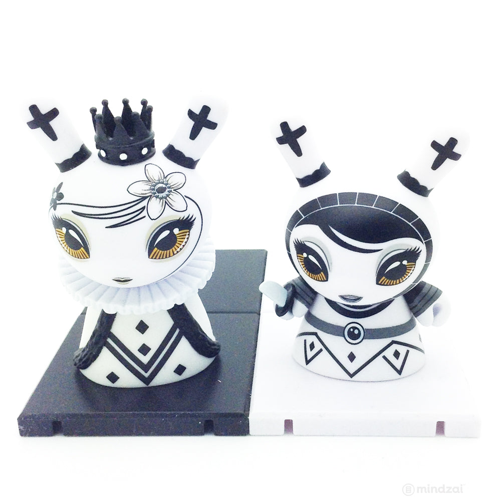 Shah Mat Dunny Chess Mini Series - Queen (White)