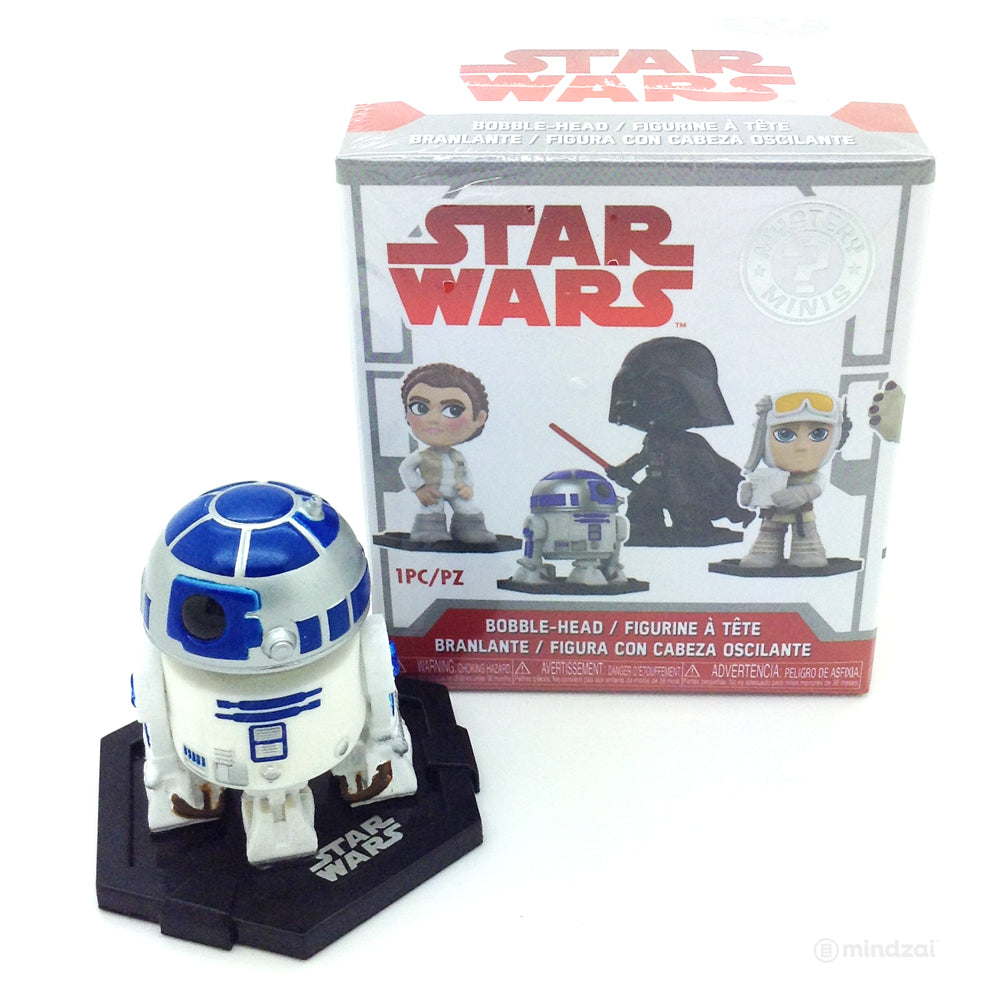Star Wars Solo Mystery Minis Blind Box by Funko - R2-D2