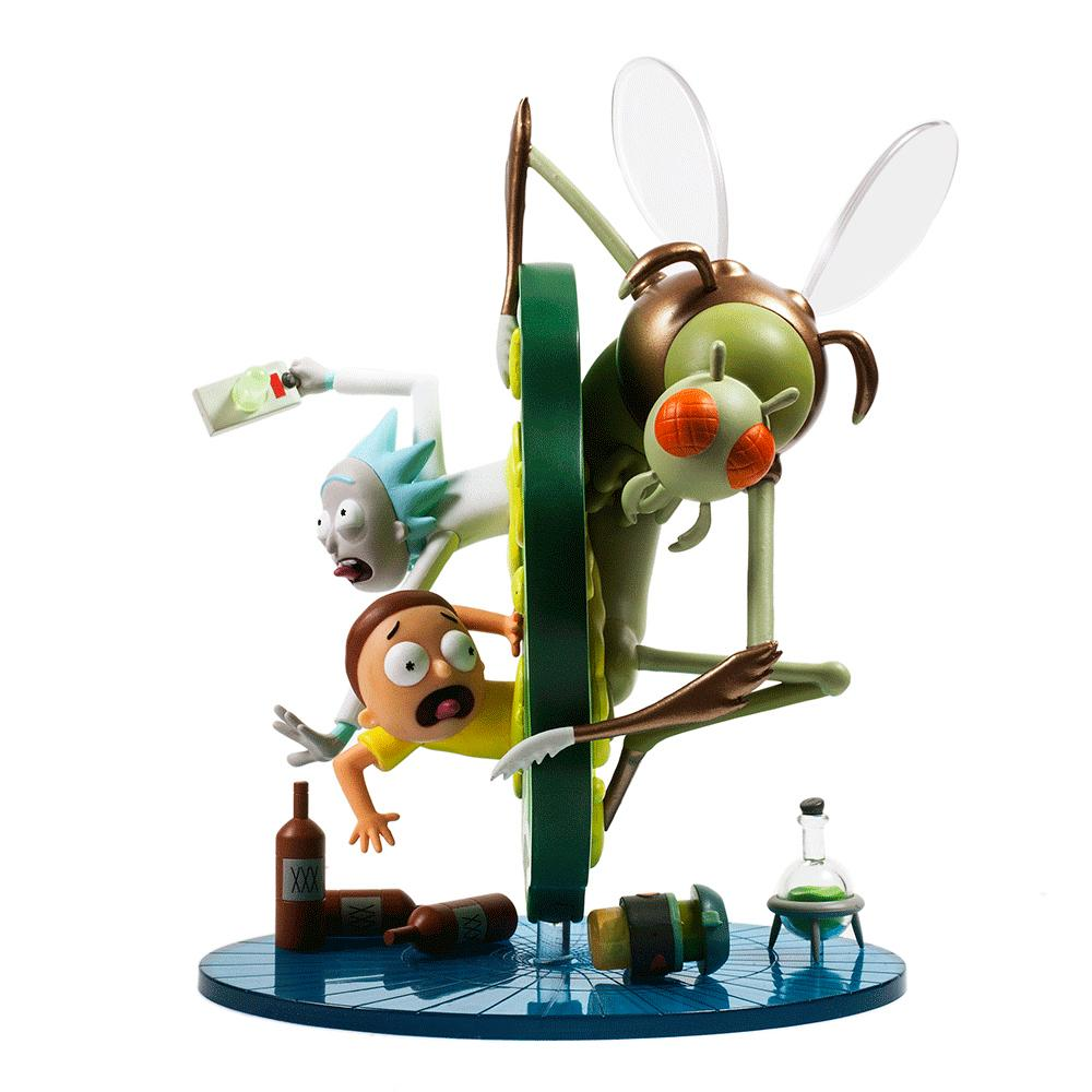 Rick and Morty Medium Figure by Kidrobot - Pre-order