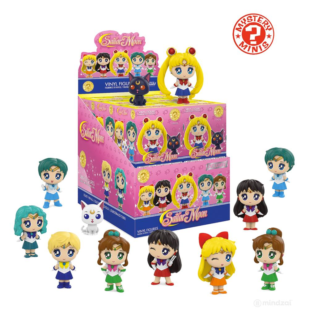 Sailor Moon Special Series Mystery Minis by Funko