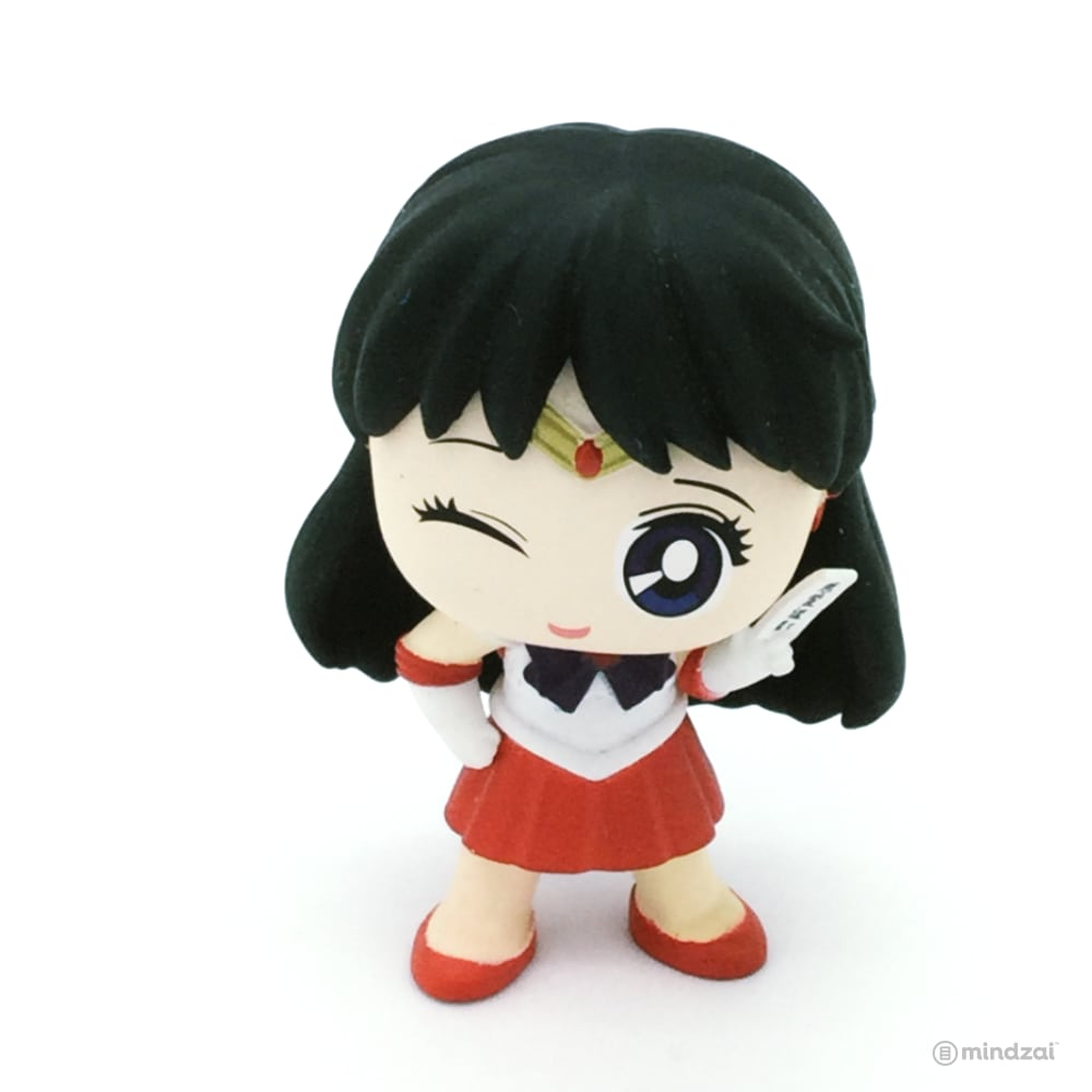 Sailor Moon Special Series Mystery Minis by Funko - Sailor Mars (Exclusive Chase)