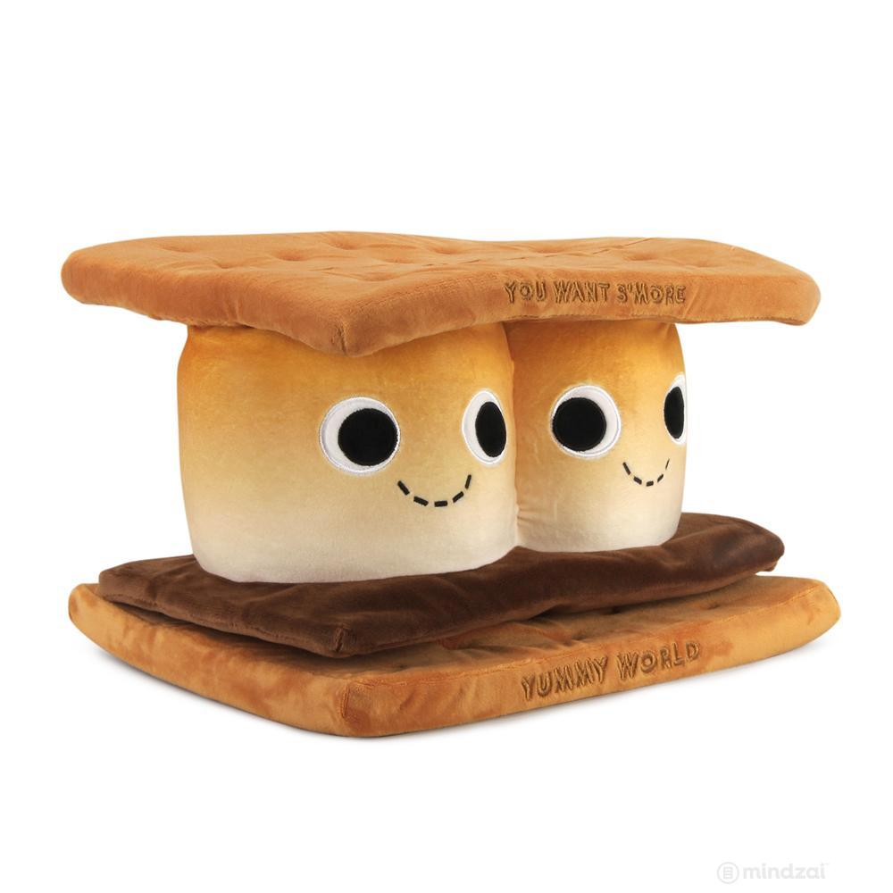 *Special Order* Yummy World Samantha S'more Plush Toy by Kidrobot