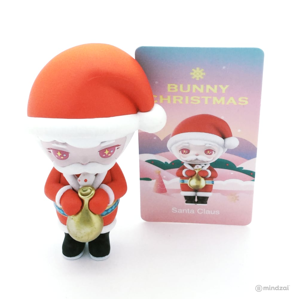 Bunny Christmas Blind Box Series by POP MART - Santa Claus