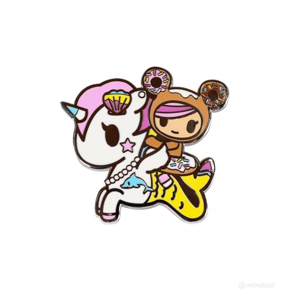 Sea Punk Enamel Pin 3-Pack by Tokidoki