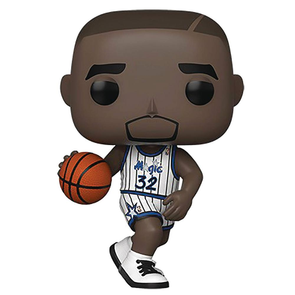 Shaquille O'Neal SHAQ NBA Legends Orlando Magic POP! Vinyl Toy Figure by Funko