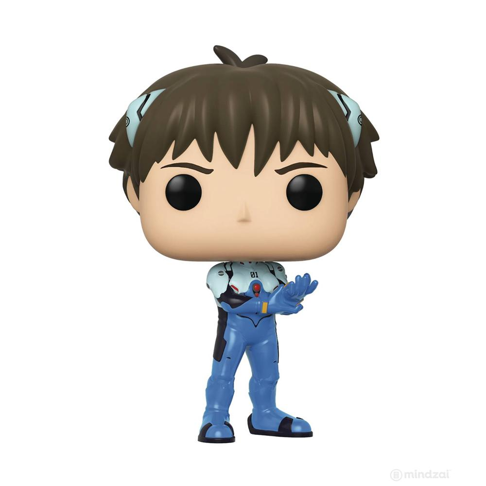 Evangelion: Shinji Funko POP! Vinyl Figure by Funko