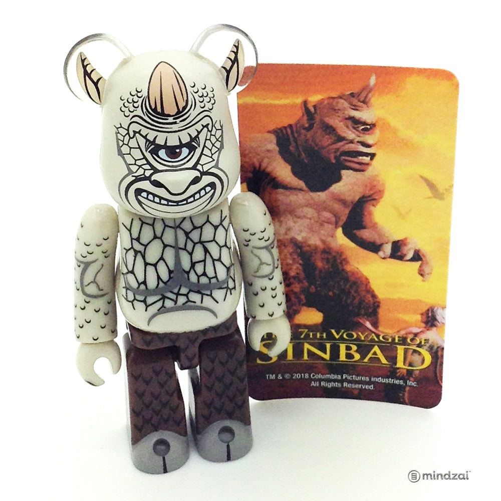 Bearbrick Series 37 - The 7th Voyage of Sinbad - Cyclops (SF)