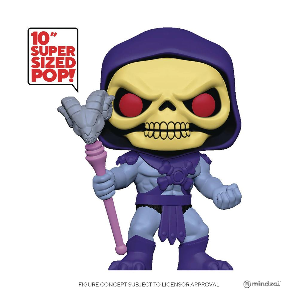Masters of the Universe Skeletor 10-inch POP Toy Figure by Funko