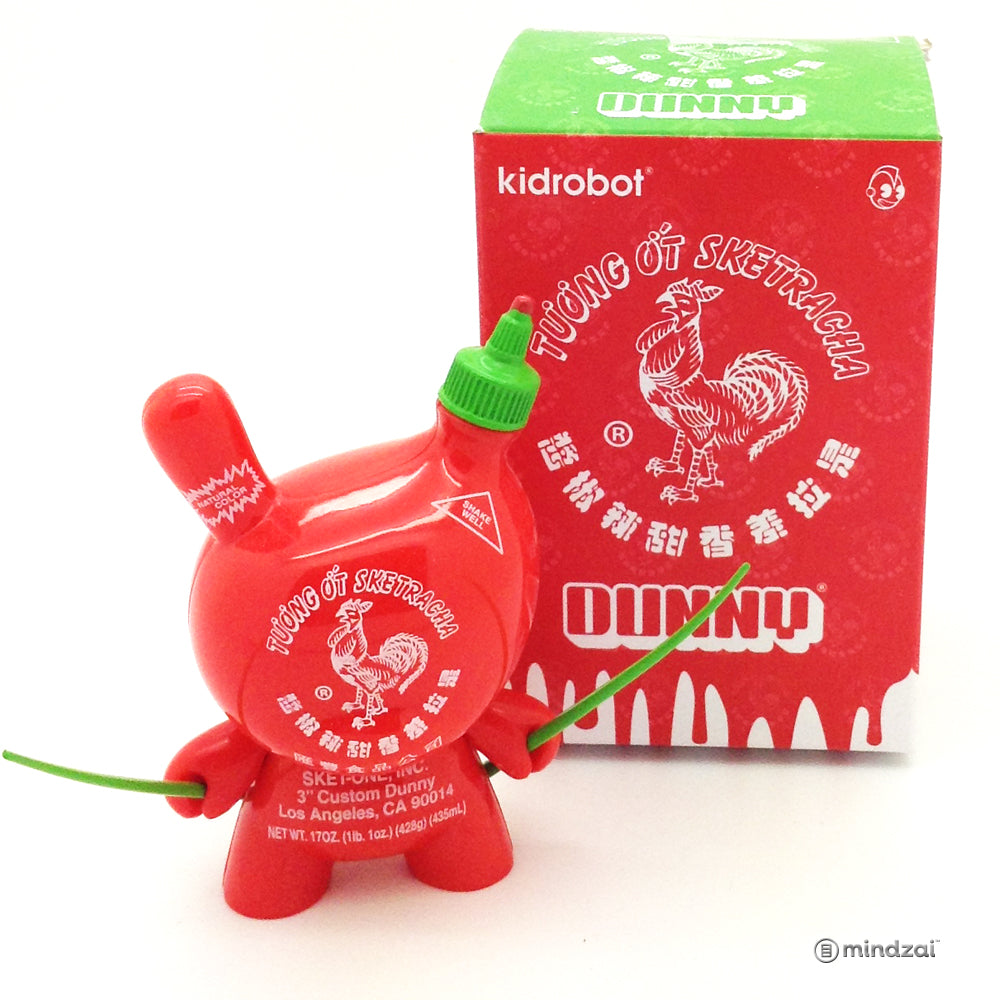 Sketracha Dunny 3 inch by Sket One x Kidrobot - Full Version