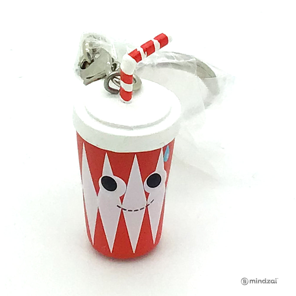 Yummy World Red Carpet Blind Box Keychain Series - Soda Pop Saul