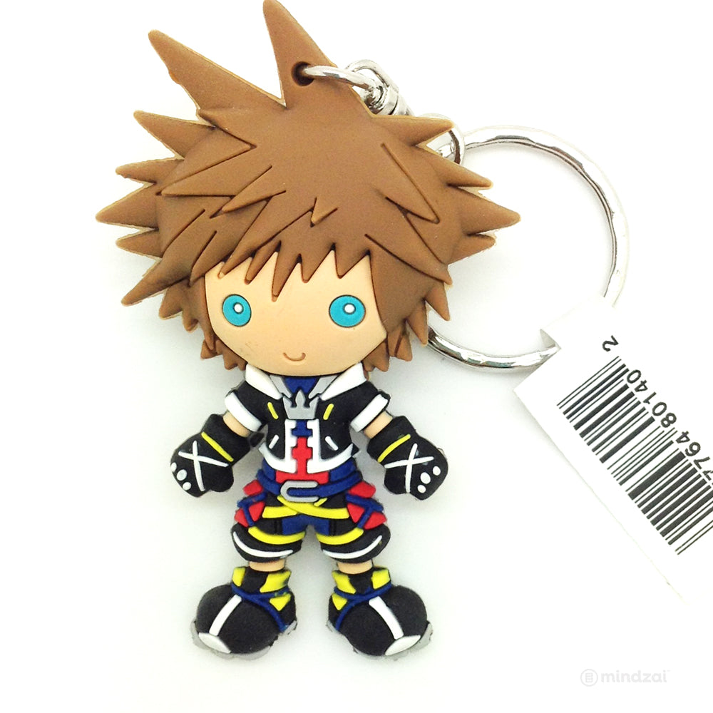 Kingdom Hearts Series Figural Keyring Blind Bag - Sora