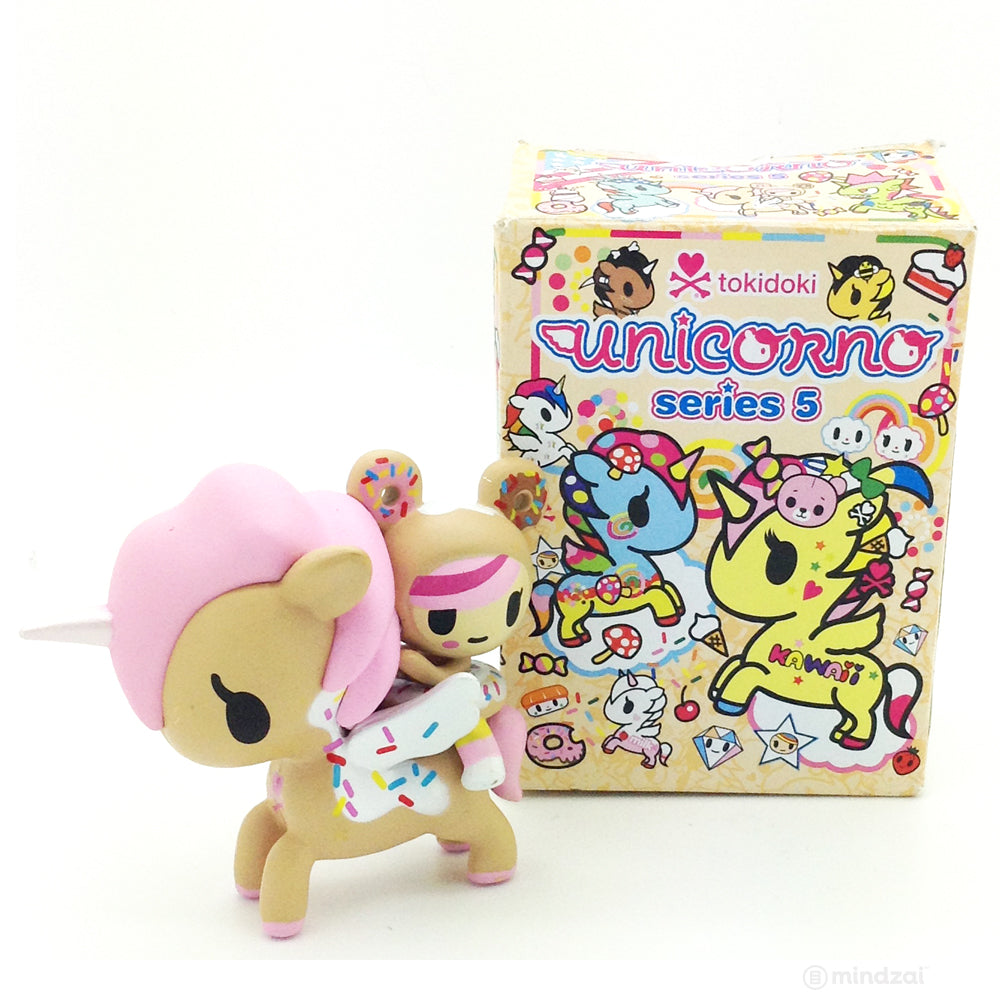 Unicorno Series 5 by Tokidoki - Soulmates (Donutella on Unicorno)