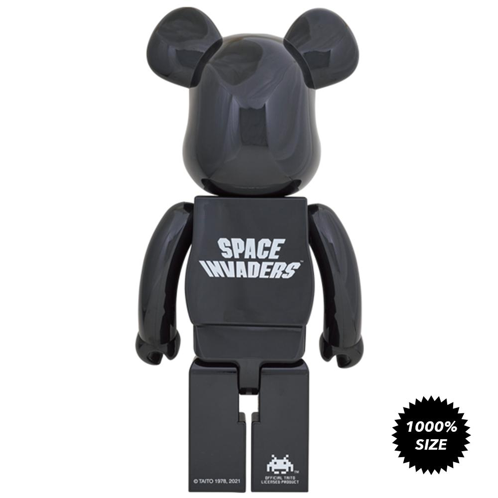 *Pre-order* Space Invaders 1000% Bearbrick by Medicom Toy