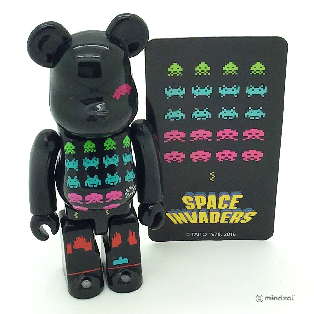 Bearbrick Series 37 - Space Invaders (Pattern)