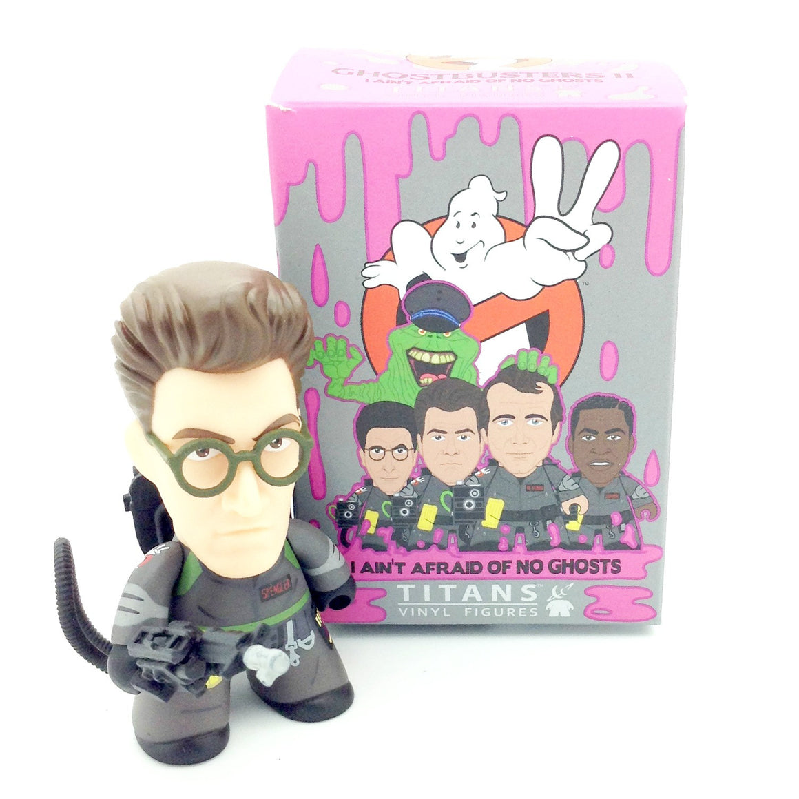 Ghostbusters 2 I Ain't Afraid Of No Ghosts Blind Box Collection - Spengler