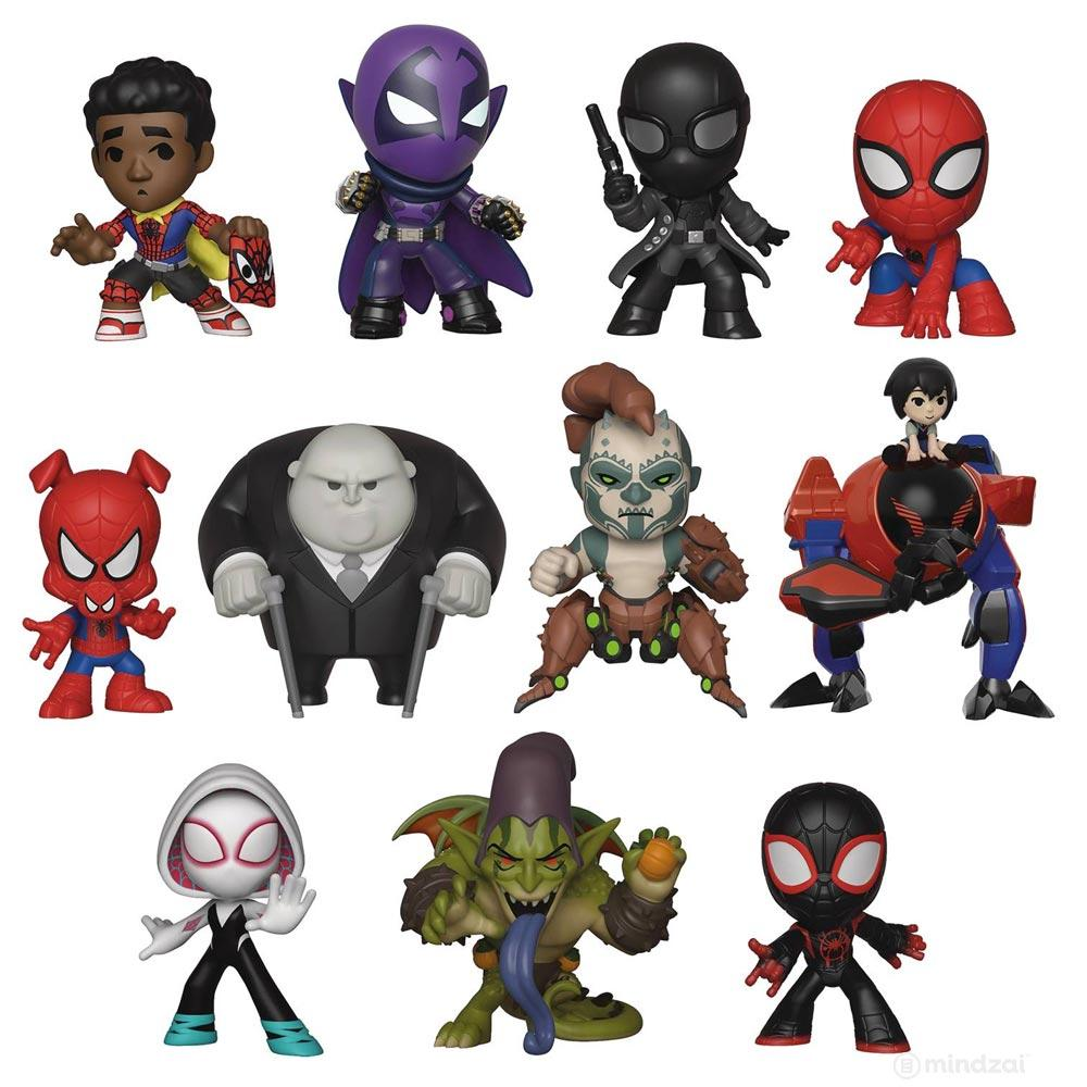 Spider-Man Into the Spiderverse Mystery Minis Blind Box by Funko