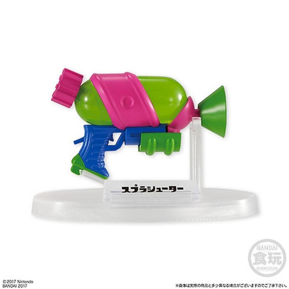 Splatoon 2 Weapons Collection Blindbox Minifigure from Bandai