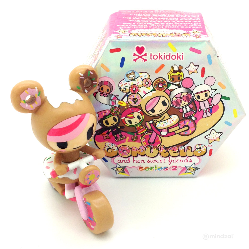 Donutella And Her Sweet Friends Series 2 Blind Box - Sprinkle Cycle
