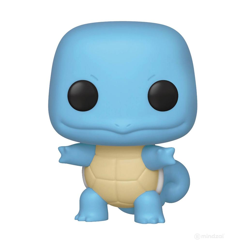 Pokemon Squirtle POP! Vinyl Figure by Funko