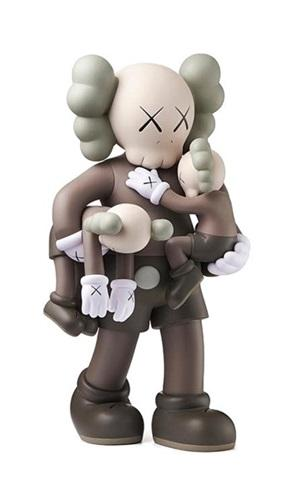 Kaws Clean Slate (Brown Version)