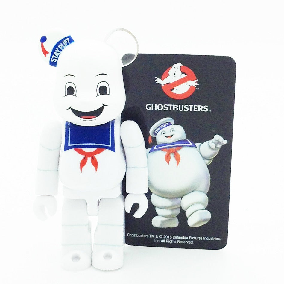 Bearbrick Series 33 - Ghost Busters Stay Puft Marshmallow Man
