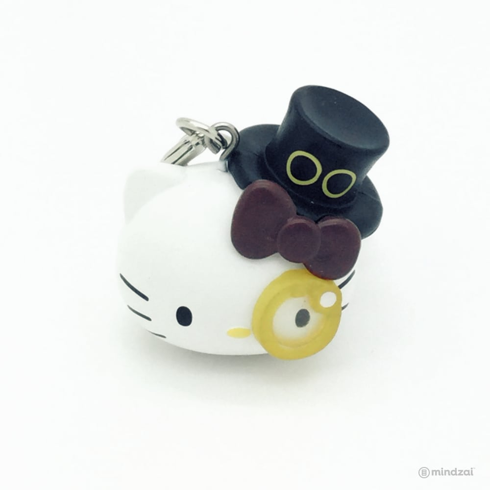 Hello Kitty Time To Shine Blind Box Keychains by Sanrio x Kidrobot - Steampunk