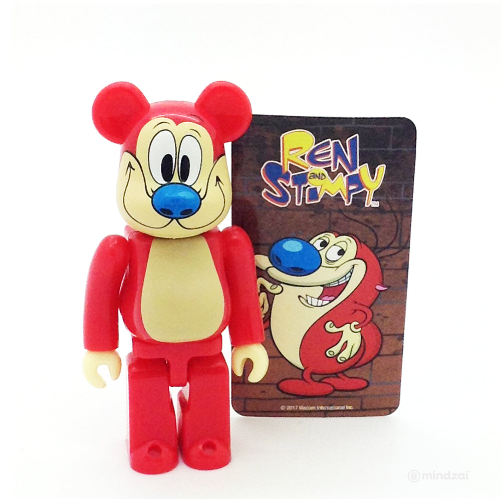 Bearbrick Series 34 -  Stimpy (Animal)