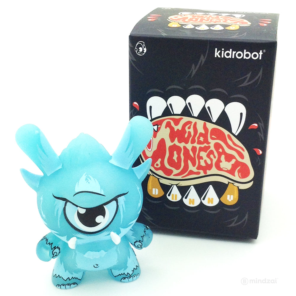 The Wild Ones Dunny Blind Box Series - Stroll (Ice) (Case Exclusive)