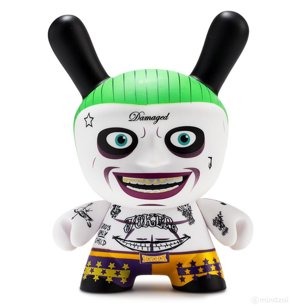 Suicide Squad Joker 5-inch Dunny by Kidrobot