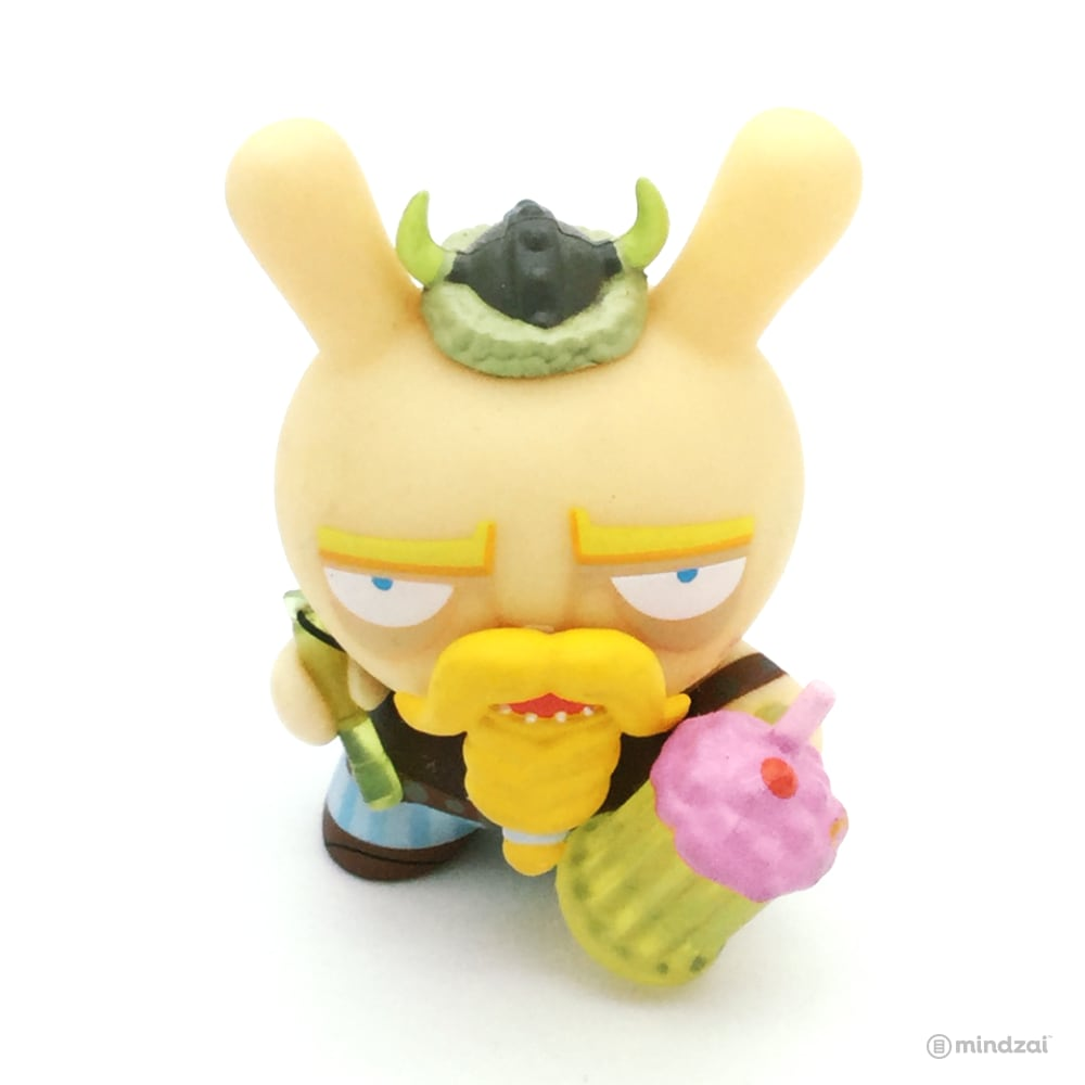 Dunny Series 2010 - Techno Viking Dunny (The Beast Brothers) [Chase]