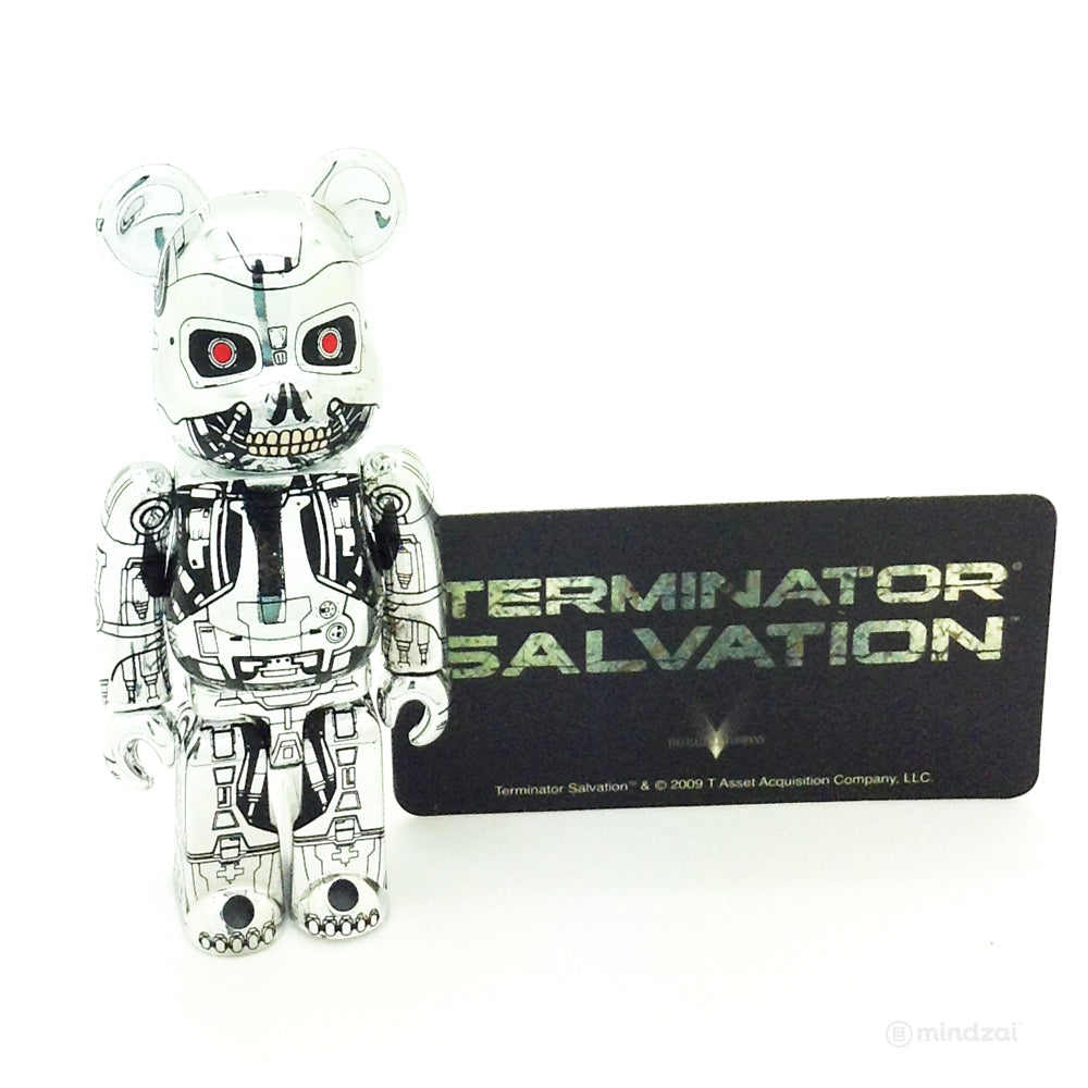 Bearbrick Series 18 - Terminator Salvation (SF)