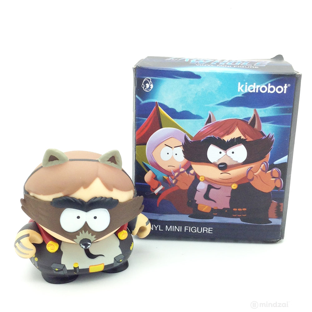 South Park The Fractured But Whole Mini Series Blind Box - The Coon