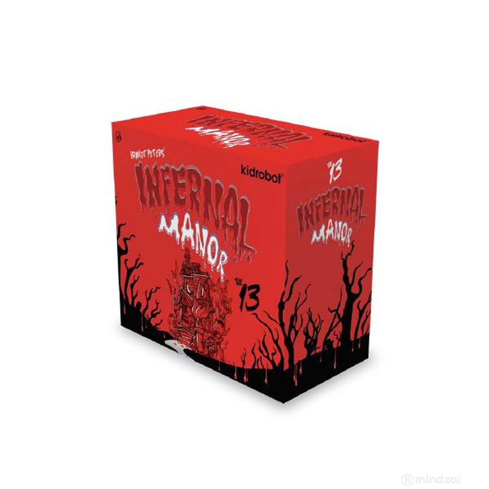 The Infernal Manor by Brandt Peters x Kidrobot - Pre-order