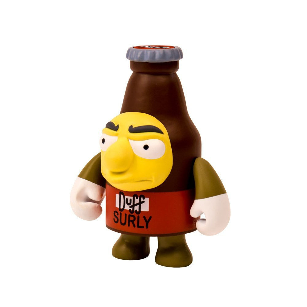 The Simpsons Surly Duff by Kidrobot - Mindzai  - 1