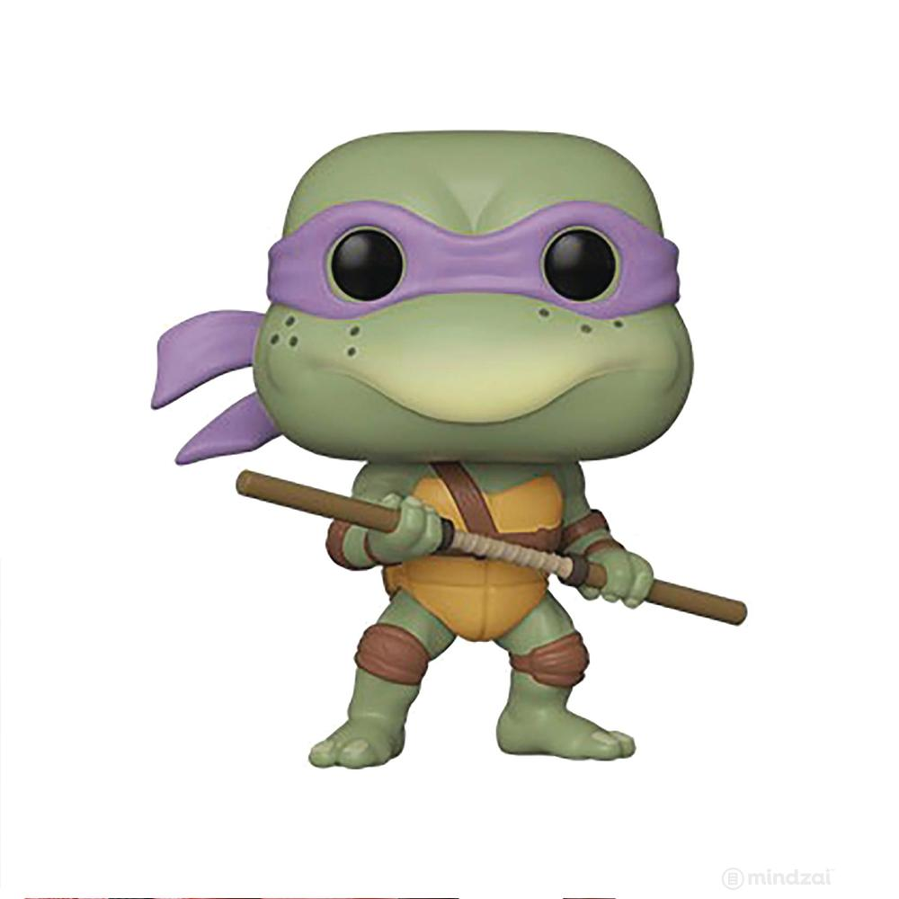 *Pre-order* TMNT: Donatello POP Toy Figure by Funko