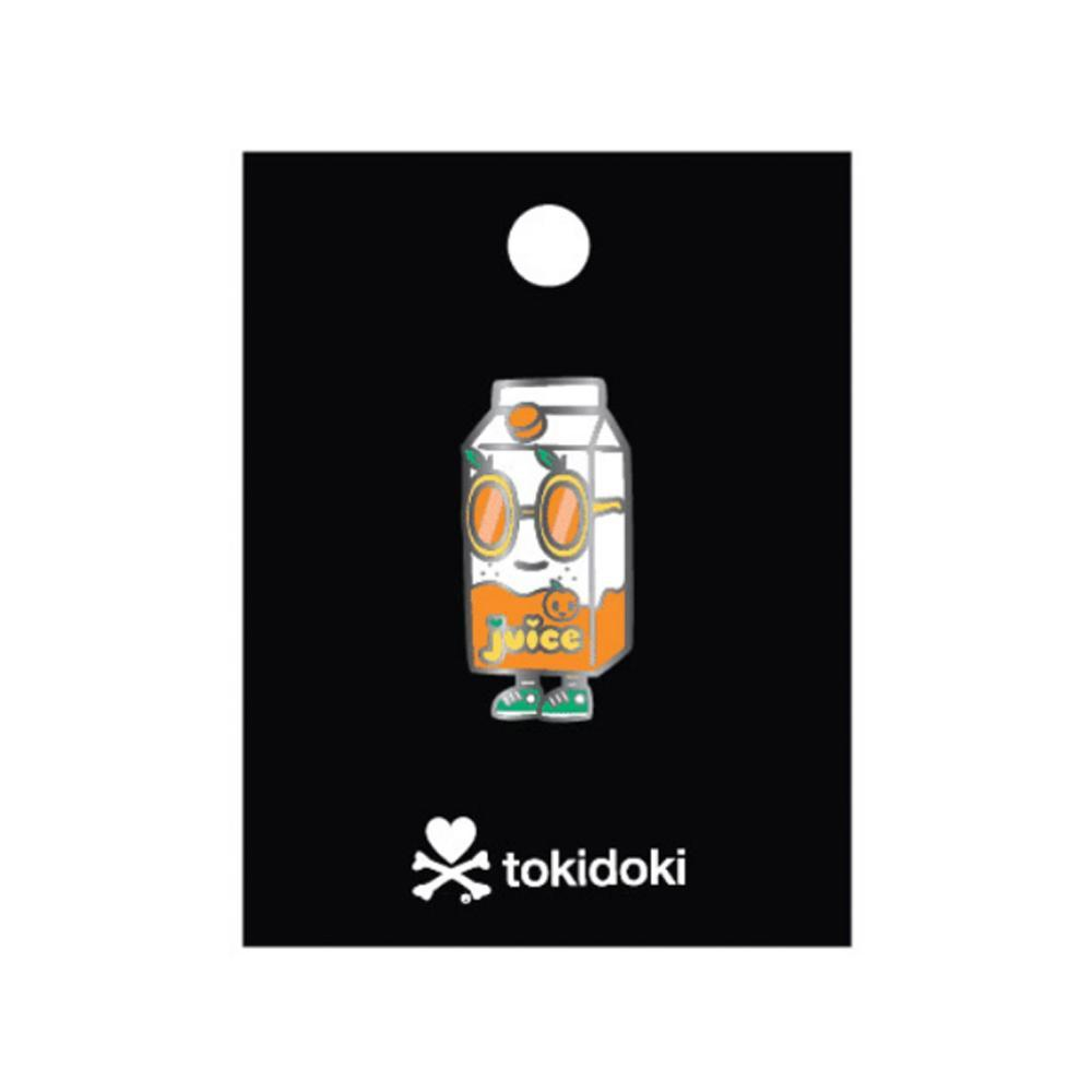 Juicy Juice Enamel Pin by Tokidoki