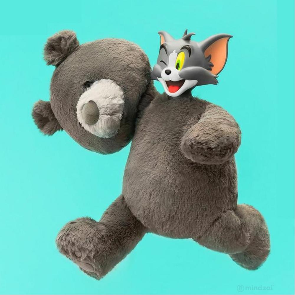*Pre-order* Tom & Jerry Teddy Bear Plush Figure by ToyQube