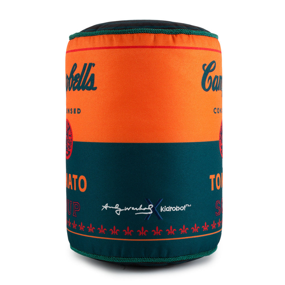 Andy Warhol Soup Can Medium Plush - Mindzai  - 1