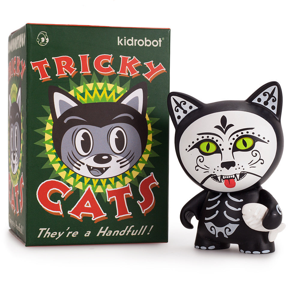 Tricky Cats Mini Series by Kidrobot - Mindzai  - 1