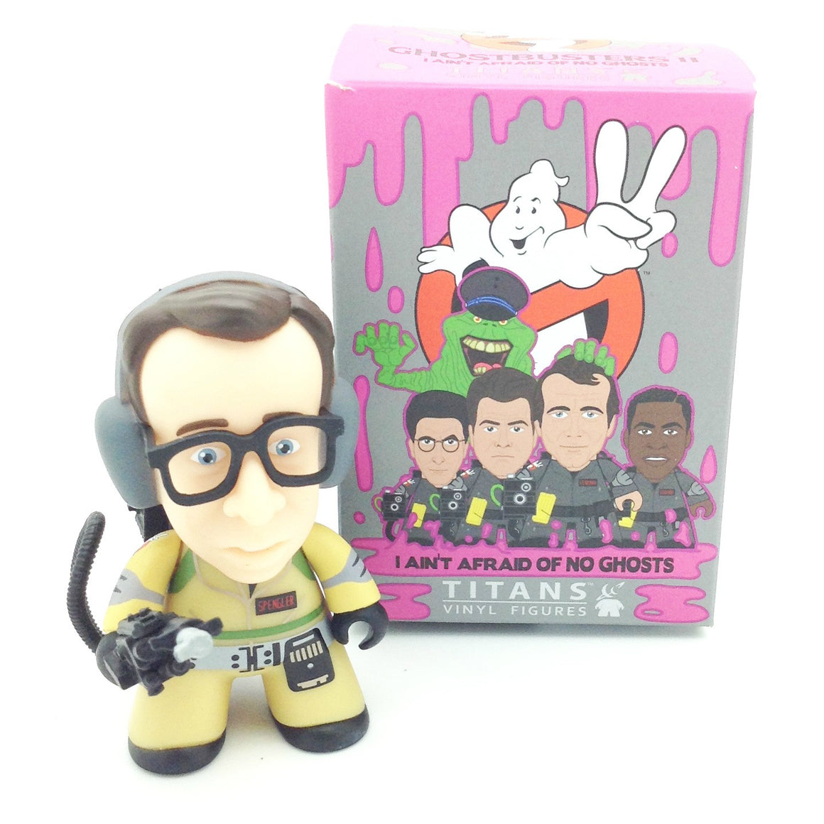 Ghostbusters 2 I Ain't Afraid Of No Ghosts Blind Box Collection - Tully