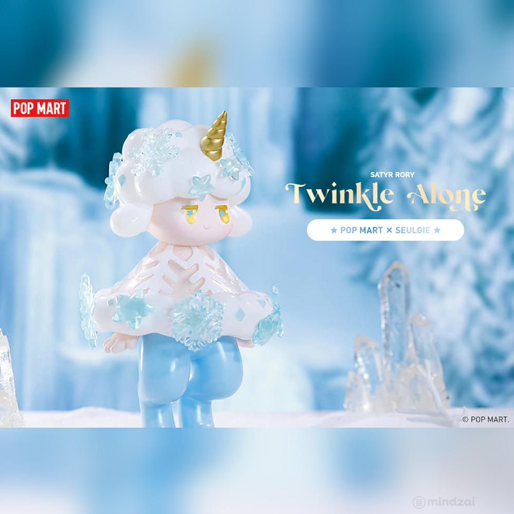 Satyr Rory Twinkle Alone Art Toy Figure by Seulgie x POP MART